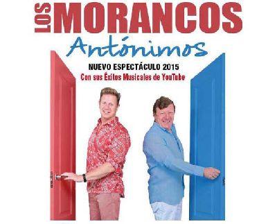 Humor: Antónimos de Los Morancos en Fibes Sevilla