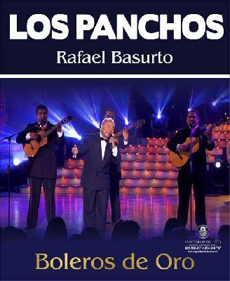Concierto: Rafael Basurto de Los Panchos en el Teatro Quintero de Sevilla