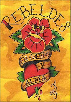 Concierto: Los Rebeldes en la sala Long Rock Sevilla