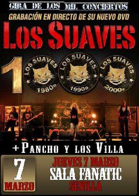 Concierto: Los Suaves en Sevilla (Fanatic)