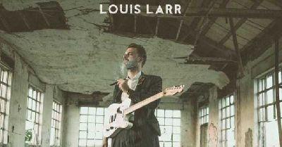 Foto promocional de Louis Larr