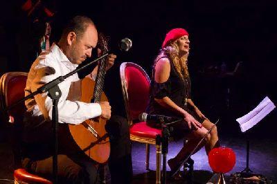 Teatro: Love en La Fundición Sevilla (mayo 2018)