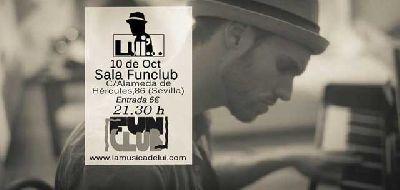 Concierto: Lui' en FunClub Sevilla