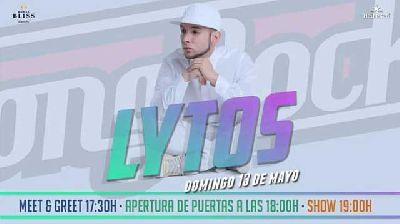 Concierto: Lytos en la sala Long Rock Sevilla (mayo 2018)