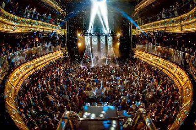 Concierto: 15 Aniversario de Maga en el Teatro Central de Sevilla