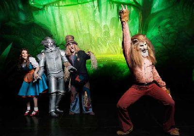 Musical: El Mago de Oz en Sevilla (Fibes)