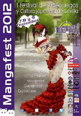 Mangafest 2012 en Sevilla (Fibes)
