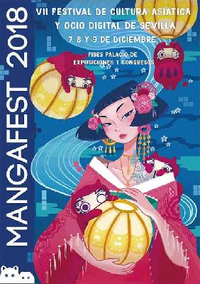 Mangafest 2018 en Fibes Sevilla