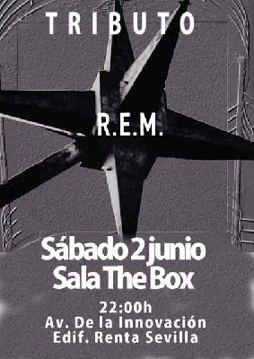 Concierto: Man on the moon en Sala The Box Sevilla (junio 2018)