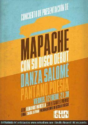 Concierto: Mapache en FunClub Sevilla 2018