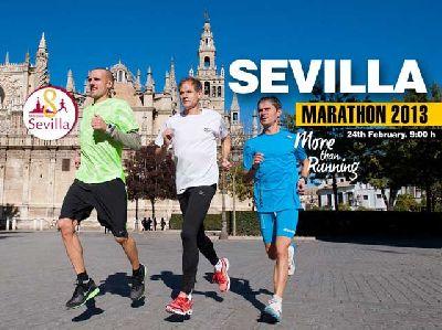 XXIX Maratón Ciudad de Sevilla 2013
