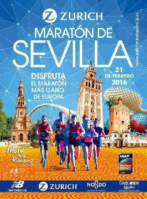 XXXII Zurich Maratón de Sevilla 2016