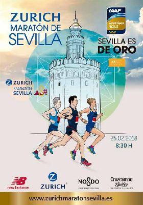 XXXIV Zurich Maratón de Sevilla 2018