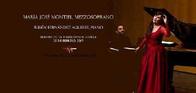 Concierto: María José Montiel en el Teatro de la Maestranza de Sevilla