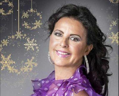 Foto promocional de Navidad flamenca de Oriente a Jerez de María José Santiago