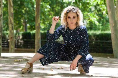 Foto promocional de María Villalón