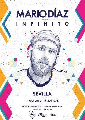 Concierto: Mario Díaz en Malandar Sevilla 2018