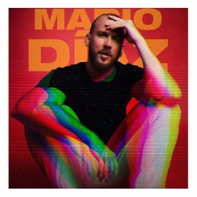 Foto promocional de Mario Díaz