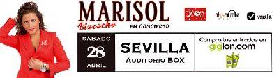 Concierto: Marisol Bizcocho en Espacio Box Sevilla 2018