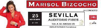 Concierto: Marisol Bizcocho en Fibes Sevilla 2017