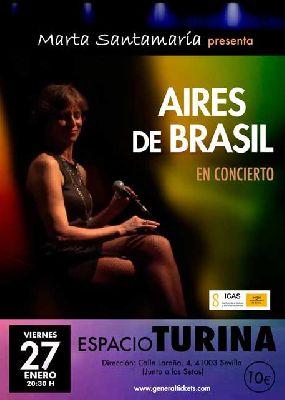 Concierto: Marta Santamaría en el Espacio Turina de Sevilla 2017