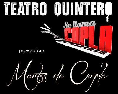 Concierto: Martes de copla en el Teatro Quintero de Sevilla