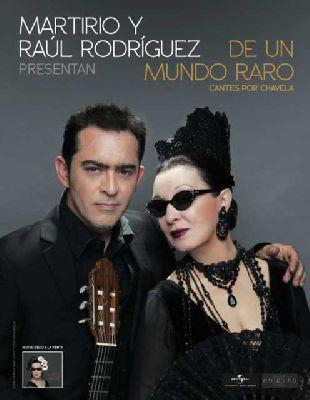 Concierto: Martirio presenta De un mundo raro en Sevilla