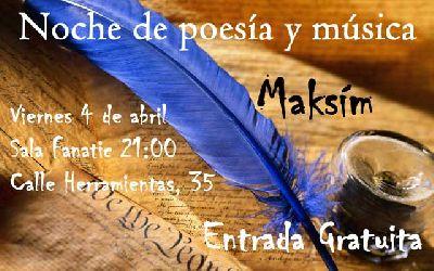 Concierto: Maskím en la Sala Fanatic de Sevilla
