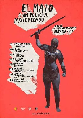 Concierto: El Mató a un Policía Motorizado en la Sala X de Sevilla