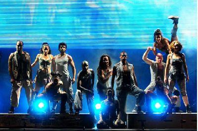 Danza: Racconto de Mayumana en el Teatro Lope de Vega de Sevilla
