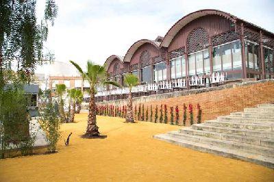 Exposiciones de Semana Santa en Mercado Lonja del Barranco Sevilla