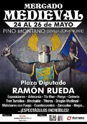 I Mercado Medieval de Pino Montano