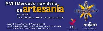 Mercado Navideño de Artesanía de Sevilla 2017