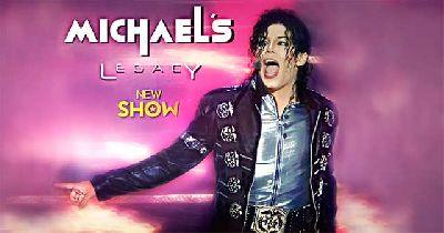 Cartel de Michael's Legacy!