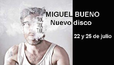 Concierto: Miguel Bueno en las Noches de la Buhaira Sevilla
