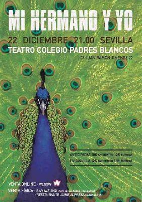 Concierto: Mi hermano y yo en los Padres Blancos de Sevilla