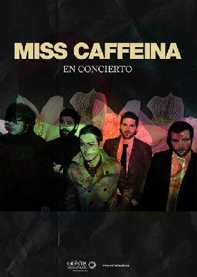 Concierto: Miss Caffeina en Sevilla (Sala Custom)