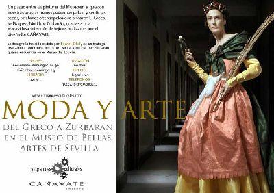 Visita guiada: Moda y arte en el Museo de Bellas Artes de Sevilla