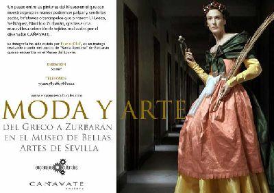 Visita guiada: Moda y arte en el Museo de Bellas Artes de Sevilla (2015)