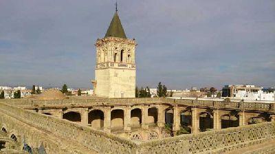 Foto del antiguo Monasterio de San Jerónimo de Sevilla
