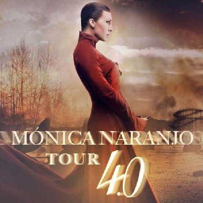Concierto: Mónica Naranjo en Fibes Sevilla (noviembre 2014)