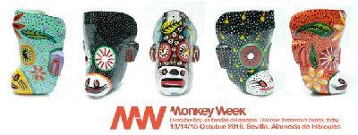 Festival Monkey Week Sevilla 2016 (abonos de oferta en venta)