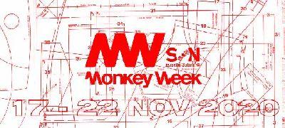 Cartel del Festival Monkey Week Sevilla 2020