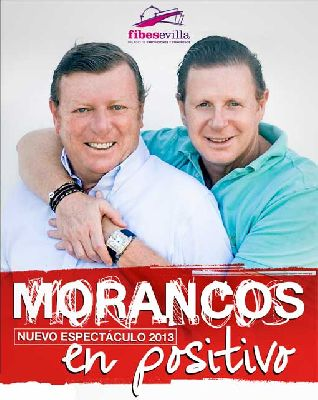 'En positivo' de Los Morancos en Fibes Sevilla
