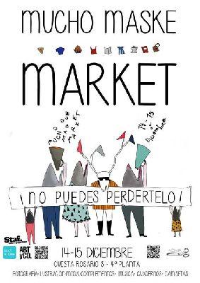 VI MuchoMaskeMarket en Sevilla