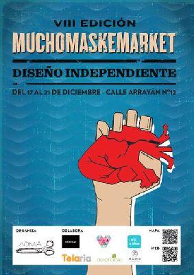 VIII MuchoMaskeMarket en Sevilla