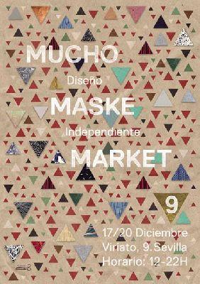 IX MuchoMaskeMarket en Sevilla 2015