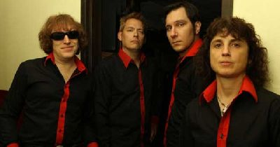 Foto promocional del grupo Muck and the Mires