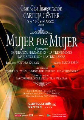 Flamenco: Mujer por Mujer en el Cartuja Center de Sevilla