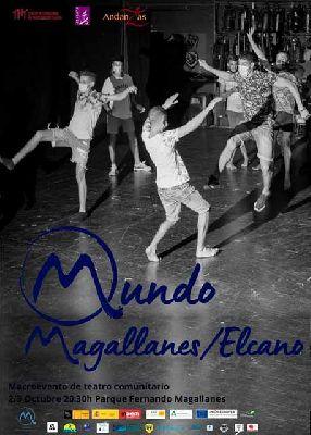 Cartel de Mundo Magallanes - Elcano 2020